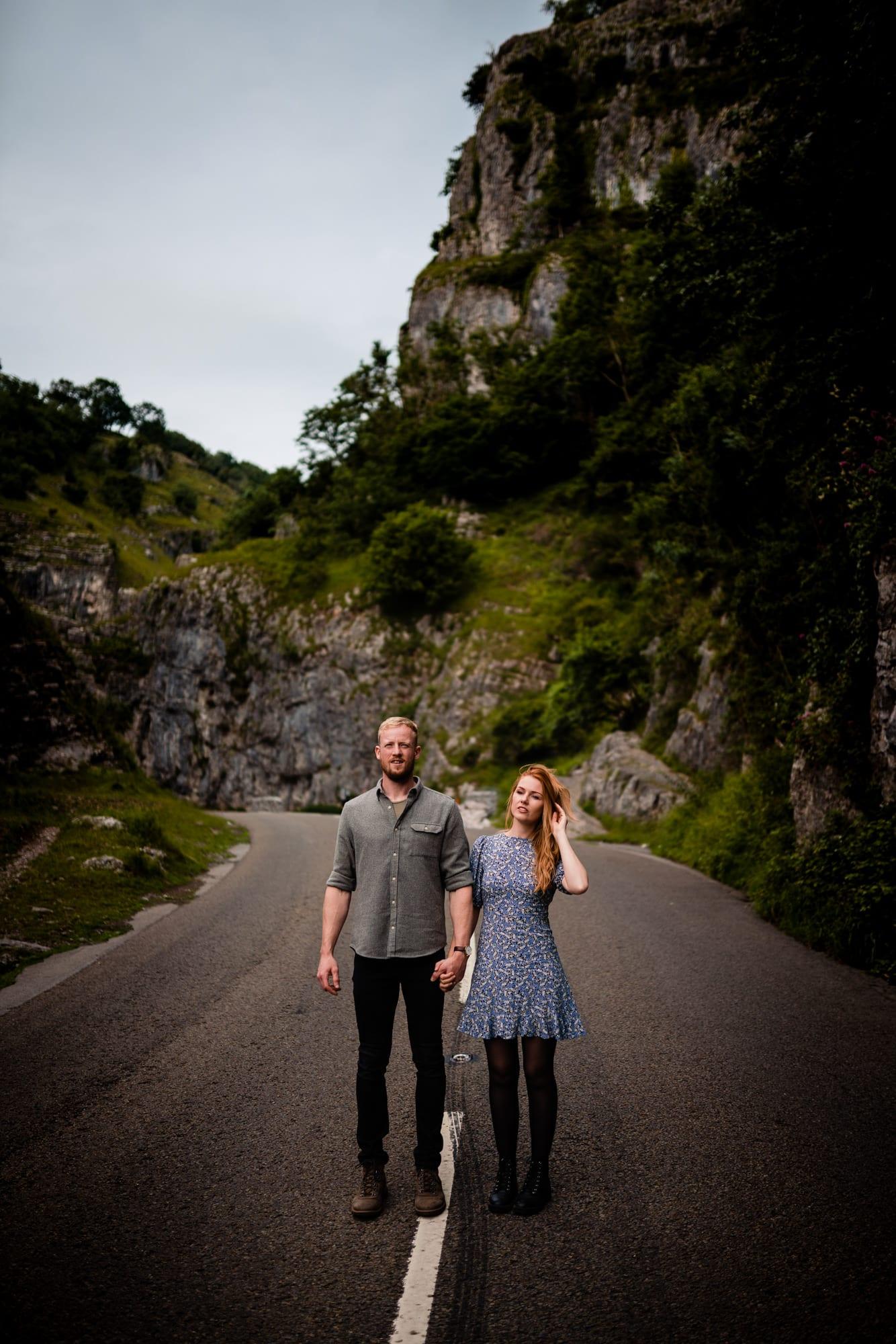 mendip hill elopement photography