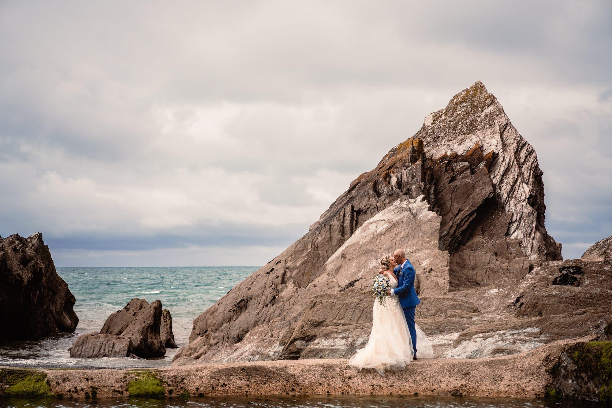 tunnels beaches private beach wedding