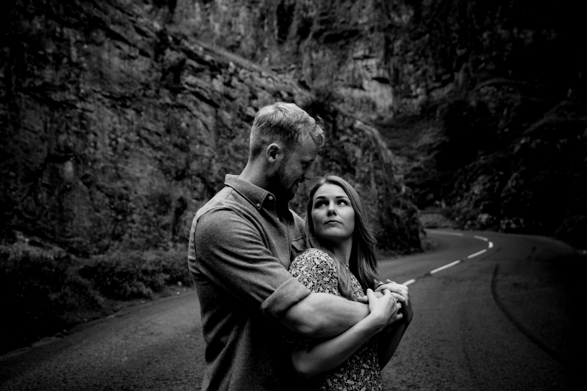 cheddar gorge elopement