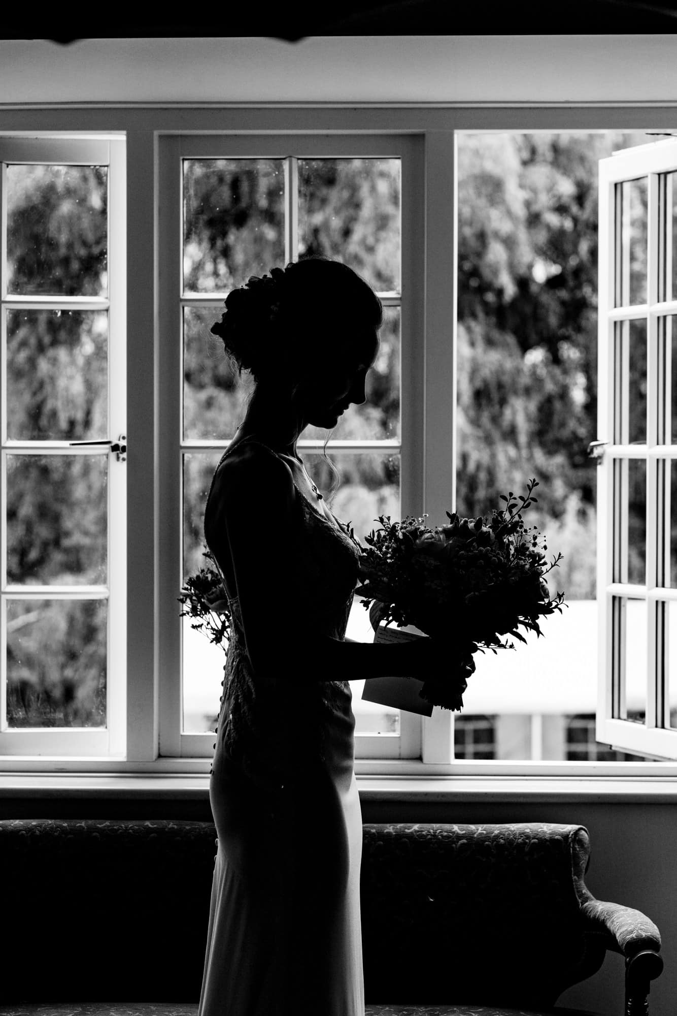 dorset wedding photography bride