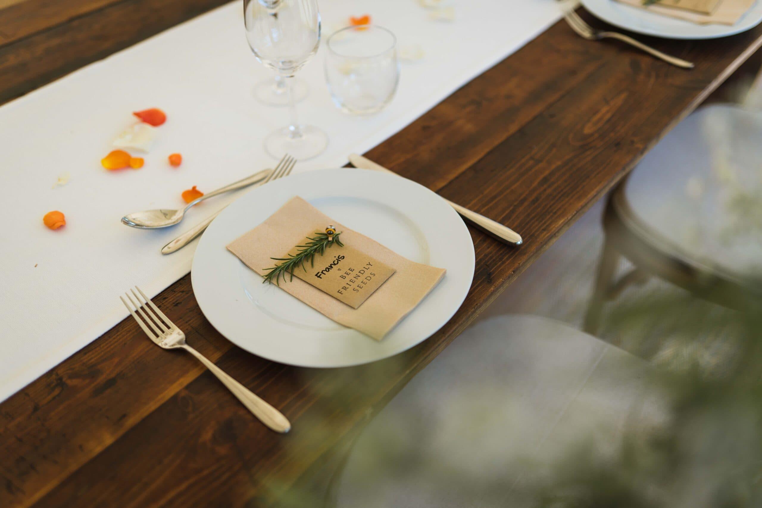 wedding seeds favour