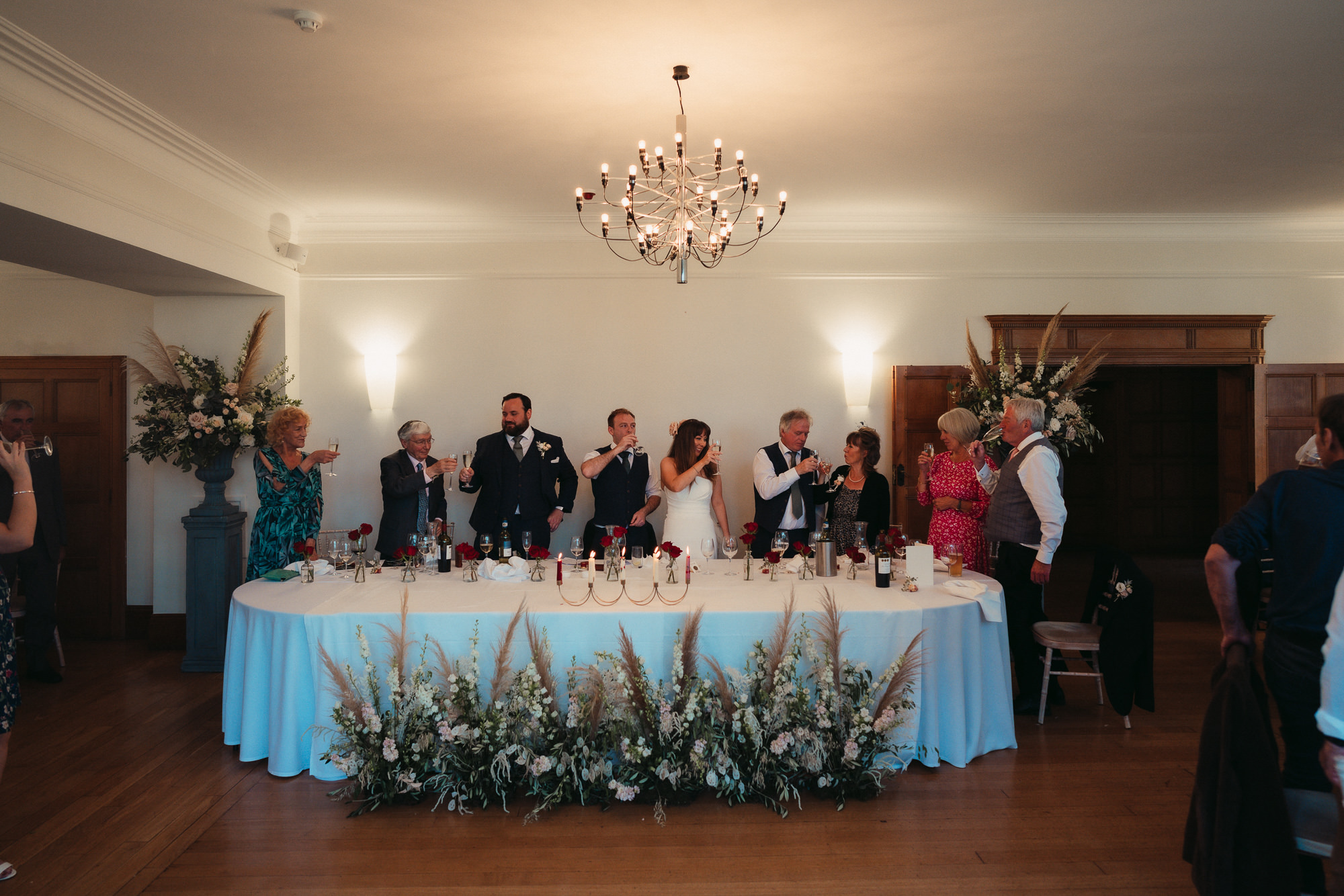 toast at coombe lodge