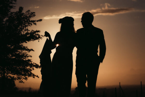 silhouette at coombe lodge