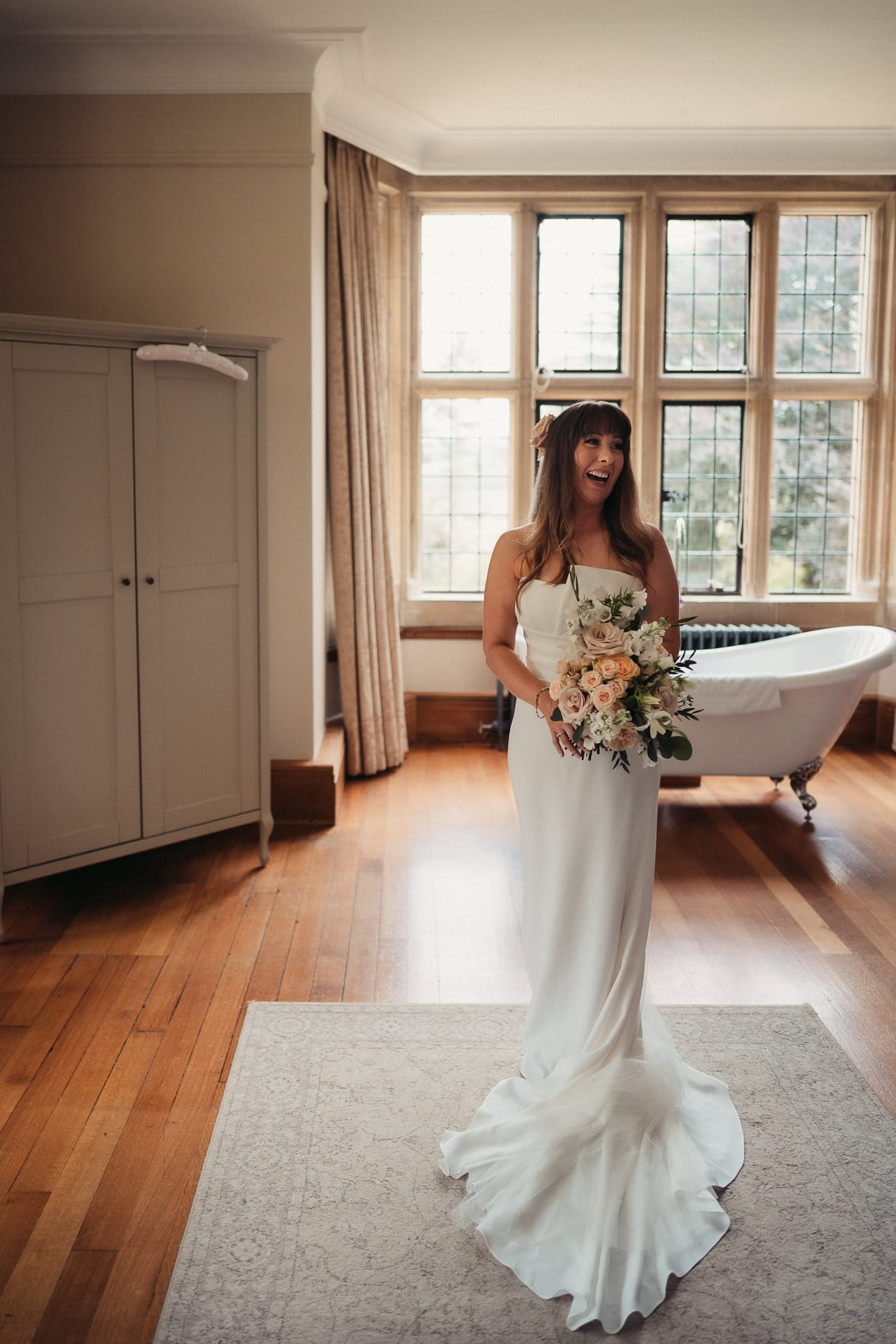 bridal suite at coombe lodge