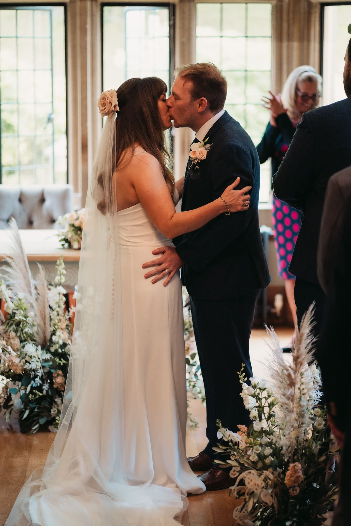 first kiss at coombe lodge