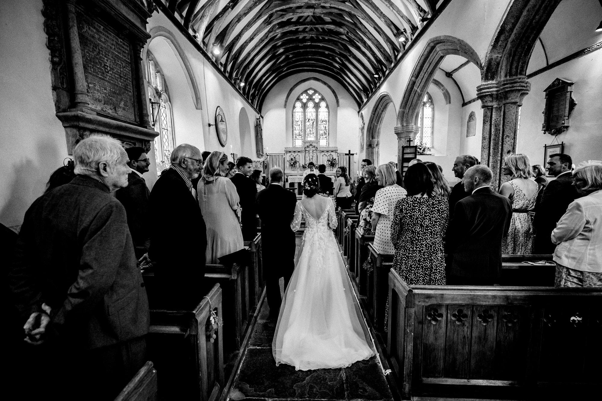 west devon farm wedding
