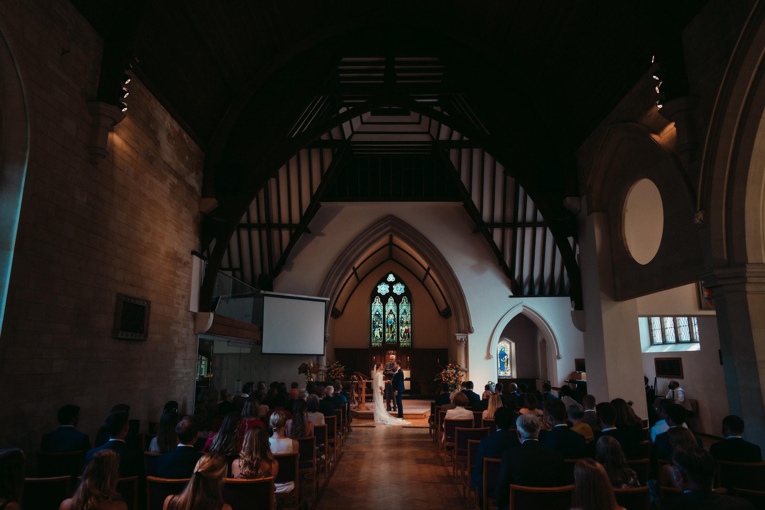 st lukes church bath wedding